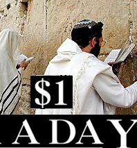 Order Prayers at the Western Wall for 1 Dollar a Day